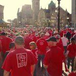 Solidarita so štrajkom v americkom Verizone: Červené more od Massachusetts až po Virgíniu