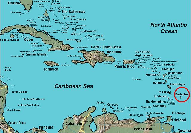 map-of-caribbean
